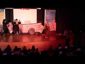 "Embedded thumbnail for Εκδήλωση ""Παιδί και Οδική Ασφάλεια"" 05/03/2014 - Θεατρική Παράσταση ""οι περιπέτειες του Αττικούλη"""