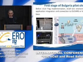 Embedded thumbnail for Ημερίδα «ITS eCall and Road Safety», 25/04/2016, Session 2: eCall deployment